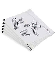 Datacard 564729-164 Cleaning Card Kit - 10 Cards