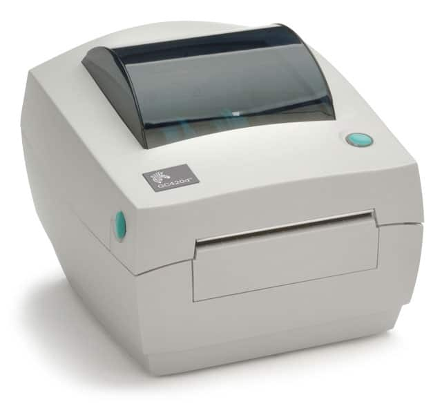 Zebra GC420d Barcode & Label Printer