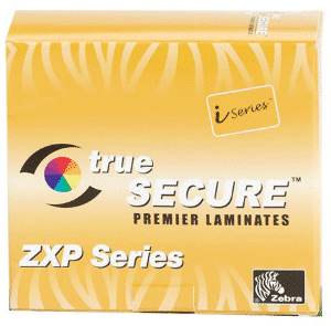 Zebra Mag Stripe Bottom Laminate for ZXP Series 7 - 750 Prints