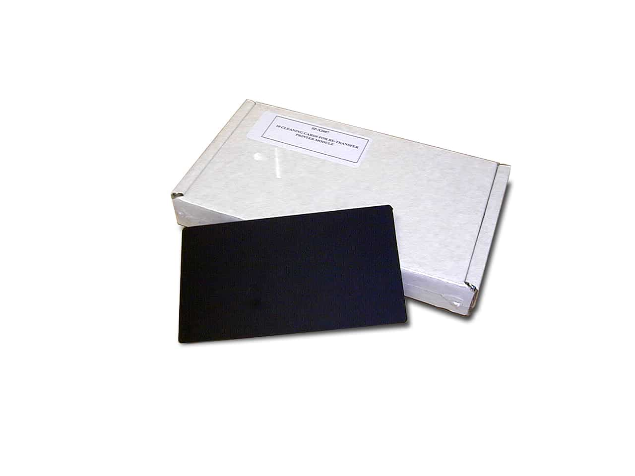 EDIsecure DIC10311 Magnetic Stripe Encoder Head Cleaning Cards